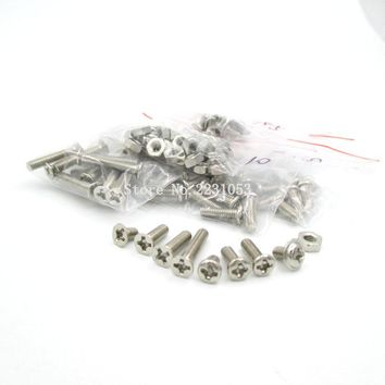 Flat Head Hex Socket Screws