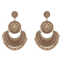 2016 Fashion Brand Jewelry Vintage Unique Carving Flower Tassel Drop Earrings For Wedding Accessories Factory Wholesale-in Drop Earrings from Jewelry & Accessories on Aliexpress.com | Alibaba Group