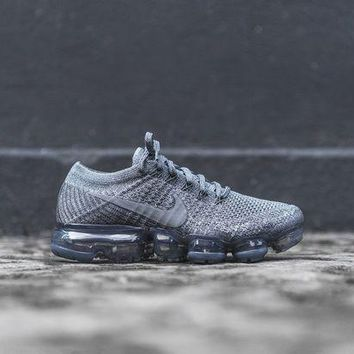 PEAPO2N Nike Lab Air VaporMax FK - Cool Grey