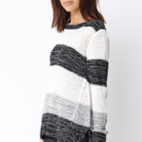 Gallery Girl Colorblocked Sweater