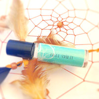 Free Spirit - Perfume Oil - Gypsy, Boho, Hippie, Woodsy, Herbal Roll On Perfume Oil