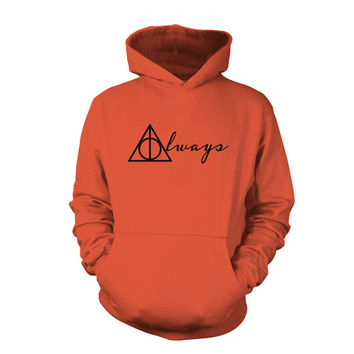 Harry Potter- Always -Unisex Hoodie - SSID2016
