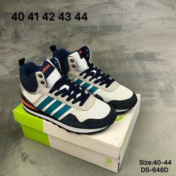 Adidas NEO KXT WTR MID Men Fashion Outdoor Sports Running Shoes