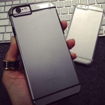 Simple Transparent Case for iPhone