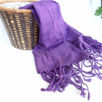 Purple Bamboo Peshtemal-Turkish PESHTEMAL, Purple Butterfly Pareo Peshtemal-Spa,Bath,Beach,Yoga,Pool,Fitness Towel