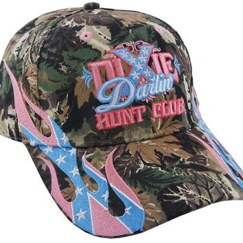 CPUS16 Cap Dixie Darlin Hunt Club