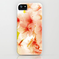 BLOSSOM OF PINK iPhone & iPod Case by Ylenia Pizzetti
