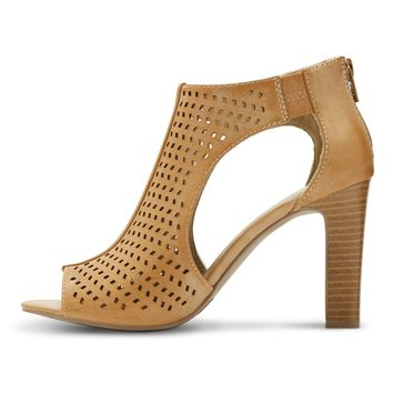 Women's Maddie Perforated Chop Out Booties