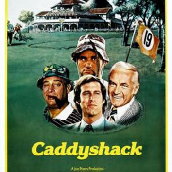 Caddyshack Movie Poster 11x17 Mini Poster