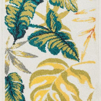 Loloi Terrace Ivory / Multi Area Rug