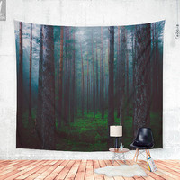 I will make you sleep Wall tapestry
