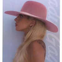 Lady Gaga Joanne Album Cover Poster 22x34