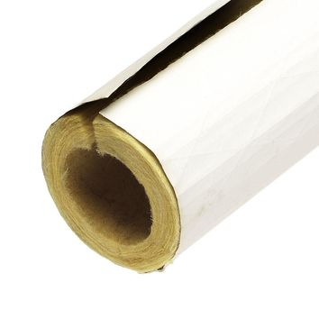 3 in. x 3 ft. Fiberglass Self-Sealing Pre-Slit Pipe Cover-F17XAD - The Home Depot