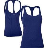 Under Armour Women's StudioLux Back In Action Tank Top