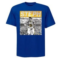 Golden State Warriors Stephen Curry Player Tee - Boys 8-20, Size: