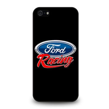 FORD RACING LOGO iPhone 5 / 5S / SE Case