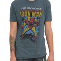 Marvel The Invincible Iron Man T-Shirt