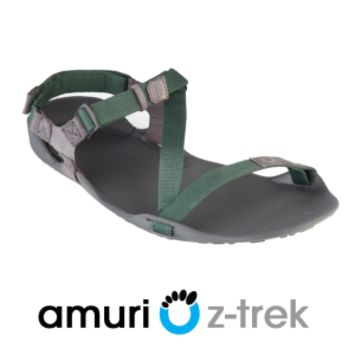 Amuri Z-Trek - The Lightweight Packable Sport Sandal - Men | Xero Shoes
