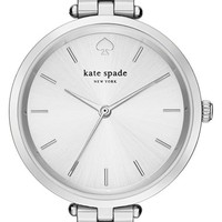 Women's kate spade new york 'holland' bracelet watch, 34mm - Silver