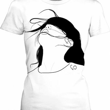 Vibe out Custom Graphic tee