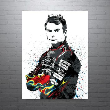 Jeff Gordon NASCAR Poster