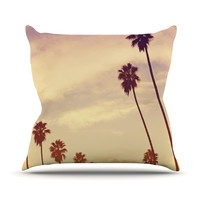 "Catherine McDonald ""Endless Summer"" Throw Pillow"