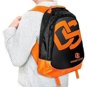 NCAA Oregon State Beavers OSU Backpack Bag School Laptop Computer Tote Case