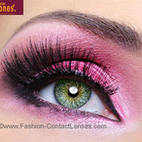 Colortones Contact Lenses - available in non prescription natural colours
