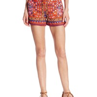 Tolani Women's Sally Embroidered Shorts