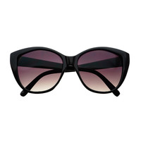 Vintage Retro Fashion Womens Cat Eye Sunglasses Shades C1180
