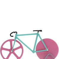 Watermelon Fixie Bicycle Pizza Cutter