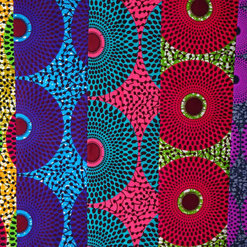 Cotton Fat quarter bundle/ African print fabric set/ 5 Fat quarters fabric/Ankara fabric/ Fat Quarter/ Quilting fabric Craft supplies record