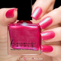 Femme Fatale Rose Red (Enchanted Tales Collection)