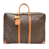 Louis Vuitton Monogram Sirius 55 Travel Bag