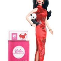 Barbie Collector Dolls of The World China Doll