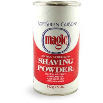 MAGIC SHAVE® POWDER SHAVE extra strength 5 OZ