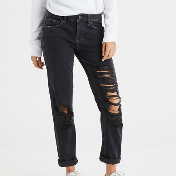 AE Denim X Tomgirl, Faded Black