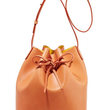 Mansur Gavriel - Leather bucket bag