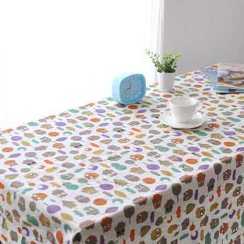 Home Decor Tablecloths [6283659398]