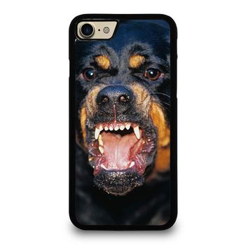 GIVENCHY ROTTWEILER DOG iPhone 4/4S 5/5S/SE 5C 6/6S 7 8 Plus X Case