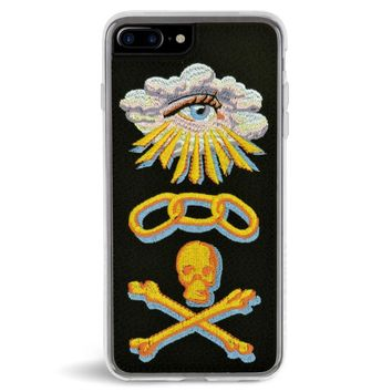 Life Embroidered iPhone 7/8 PLUS Case