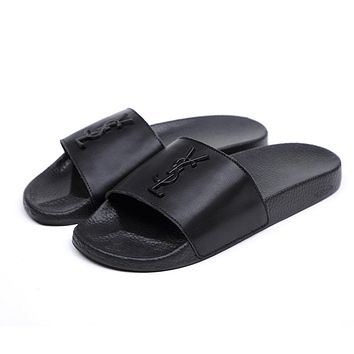 YSL Women Fashion Casual Sandals Slipper Shoes