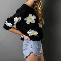 You're a Daisy Sweater