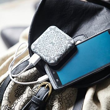 Free People Womens Power Bank Charger