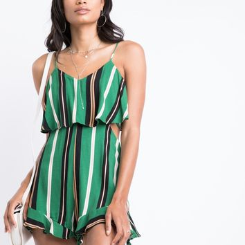 Meet Me In Cabo Romper