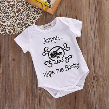 Cotton Newborn Baby Boy Girl Romper Clothes Clothes Romper Jumpsuit Playsuit Outfits