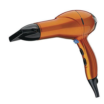 Infiniti Pro by Conair 1875 Watt Salon Performance AC Motor Styling Tool / Hair Dryrer; Orange