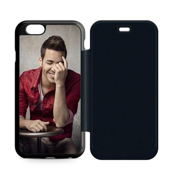 Prince Royce Cool Leather Wallet Flip Case iPhone 6 | 6S