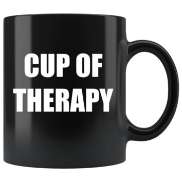 Cup of Therapy Mug