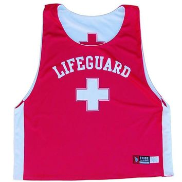 Lifeguard Sublimated Lacrosse Pinnie